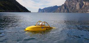 lake garda submersible